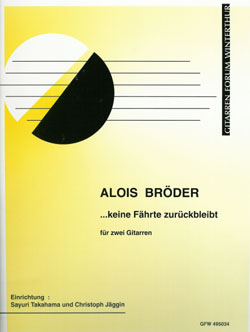 cover of score